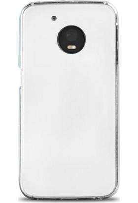 Coverzone Motorola Moto G5 Plus Kılıf 0.2 Mm Silikon + 3D Araç Kokusu