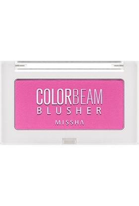 Missha Colorbeam Blusher (Pink Crew)