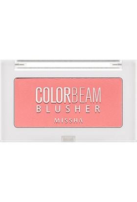 Missha Colorbeam Blusher (Peach Puree)