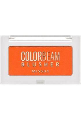 Missha Colorbeam Blusher (Orange Fantasy)