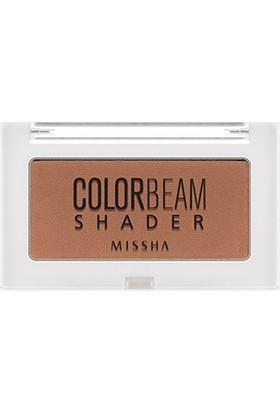 Missha Colorbeam Shader (Chocola Mud)