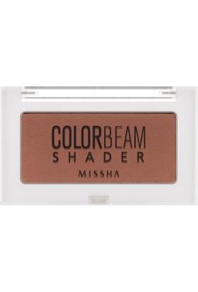 Missha Colorbeam Shader (Hazelnut Shake)