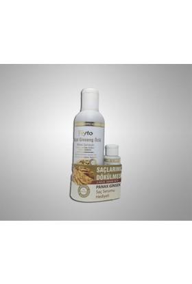 Fiyto Ginseng Özlü Şampuan 500 ml 1 Kutu