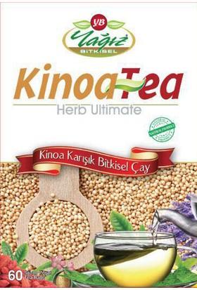 Yağız Kinoa Tea Kinoa Çayı 60 Süzen Poşet Çay 2 Kutu