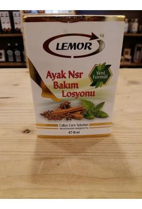 Lemor Ayak Nsr Bakım Solüsyonu 10 ml 3 Kutu