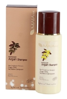 Maia Argan Şampuanı 350 ml 2 Kutu