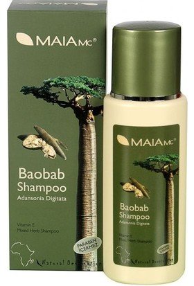 Maia Baobab Şampuanı 350 ml 3 Kutu