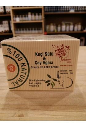 Proderm Keçi Sütü Çay Ağacı Kremi