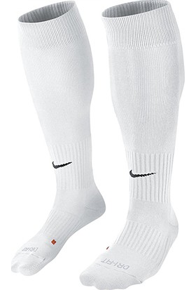 Nike SX5728-100 Classic II Cushion OTC Futbol Çorabı-Tozluğu