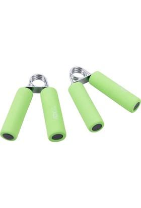 Fox fitness ZJ 105 Süngerli El Yayı Yeşil Çiftli