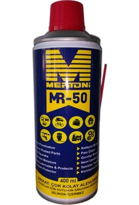 MR-50 Çok Amaçlı Pas Sökücü Sprey 400 ml