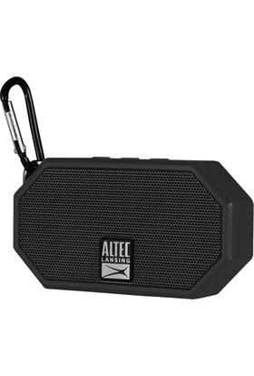 Altec Lansing Mını H2O Outdoor Bleutooth Speaker Siyah (Imw257-Blk)