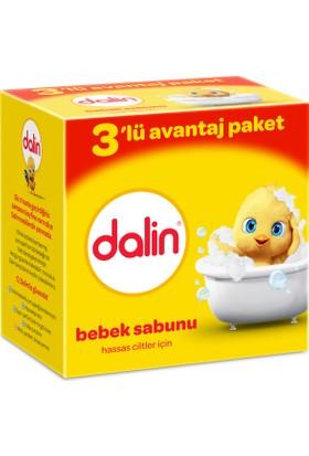 Dalin 3 'lü Sabun 3x100 gr