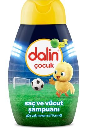 Dalin Kids Saç ve Vücut Şampuanı Elma / 300 ml