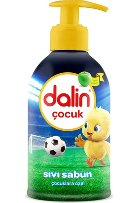 Dalin Kids Sıvı Sabun Çilek / 300 ml