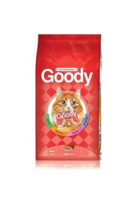 Goody Meat Etli Kedi Maması 10 Kg