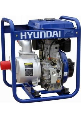 Hyundai 4 Dizel Marşlı Su Motoru