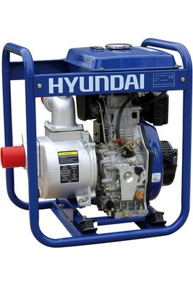 Hyundai Su Motoru Dizel 3 İnç