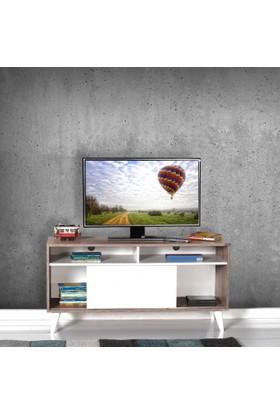 Adore Retro Slide Tv Sehpası