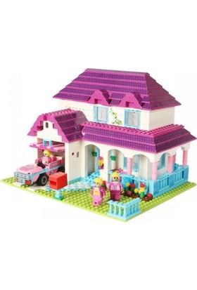 Ausini Lego 714 Parça Fairyland Seti