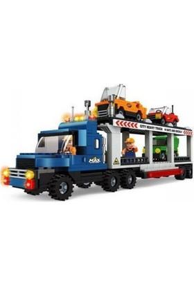 Ausini Lego 454 Parça City Seti