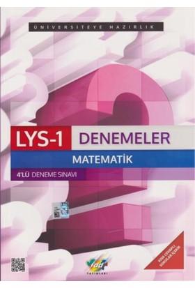 FDD LYS-1 Denemeler Matematik 4'lü Deneme Sınavı