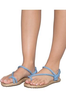 Gio&Mi F2 Açık Mavi Sandalet