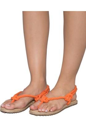 Gio&Mi F4 Turuncu Sandalet