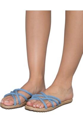 Gio&Mi F6 Açık Mavi Sandalet