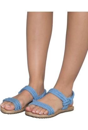 Gio&Mi F7 Açık Mavi Sandalet