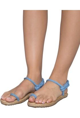 Gio&Mi F8 Açık Mavi Sandalet