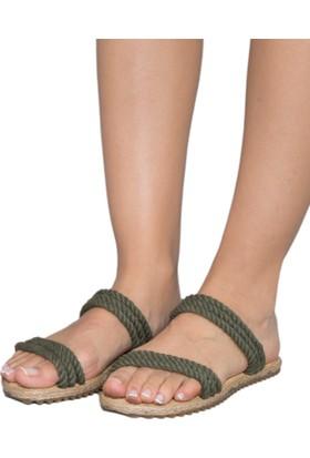 Gio&Mi F9 Haki Sandalet