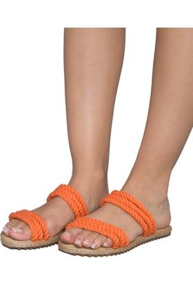 Gio&Mi F9 Turuncu Sandalet