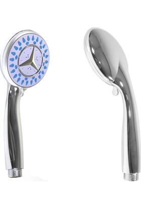 Uso Mercedes Krom Kaplama Duş Başlığı 2114