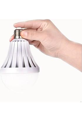 Omlight 7 Watt Bataryalı Led Ampul