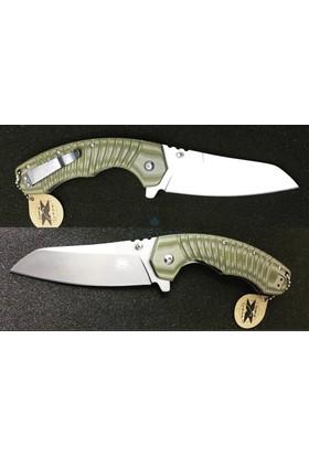 Crkt Kunamy Green G10