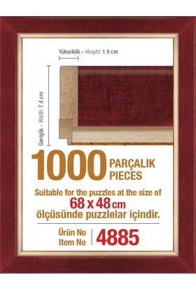 Heidi 4885 1000 Parça Puzzle Çerçevesi