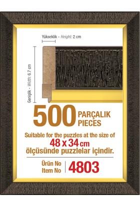 Heidi 4803 500 Parça Puzzle Çerçevesi
