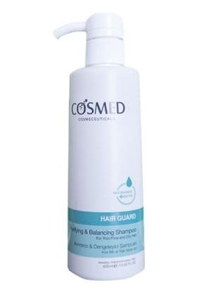 Cosmed Hair Guard Purifying & Balancing Arındırıcı Ve Dengeleyici Şampuan 400Ml