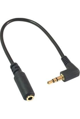 Mykablo Kulaklık Uzatma Kablosu 20 Cm