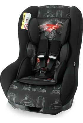 Lorelli Beta Plus 0-18 Kg - Black&Red Car - Siyah