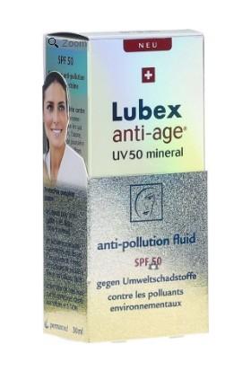Lubex Anti-Age Uv50 Mineral 30 ml