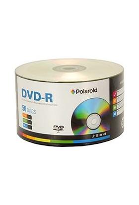 Polaroid Dvd-R 4.7 Gb Boş Dvd 50'li Paket