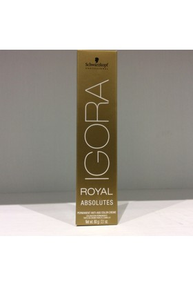 Schwarzkopf Igora Royal Saç Boyası 9-40 Sarı Bej Doğal 60 Ml