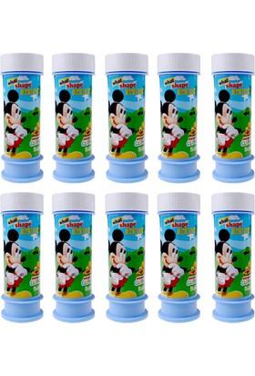 KullanAtMarket Mickey Köpük 10lu