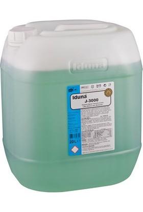 Iduna J 3000 Hijyenik Genel Temizlik Ürünü, Leke Sokucu Halı Sampuanı 20 lt