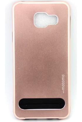 Motomo Vizyon İletişim Samsung Galaxy A3 2016 Kılıf Motomo Arka Kapak