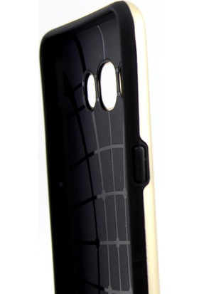 Motomo Vizyon İletişim Samsung Galaxy J5 2016 Kılıf Motomo Arka Kapak + Cam