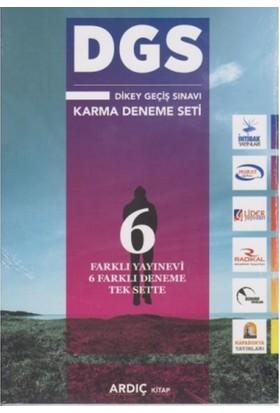 DGS Karma Deneme Seti