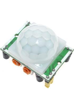 Arduino Pır Hareket Sensörü Hc-Sr501 Ir Ayarlanabilir Modül
